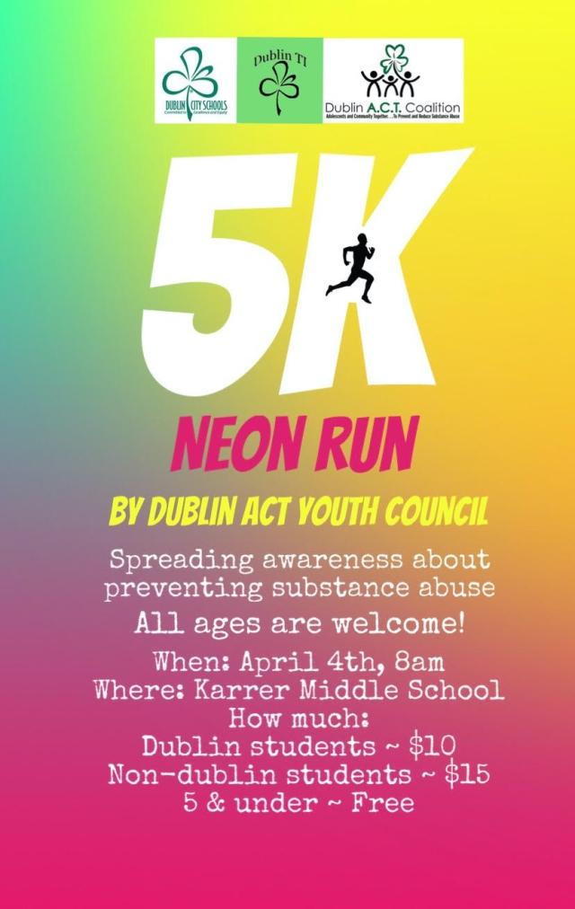 Dublin ACT 5K