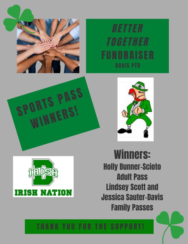 Sports Pass Winners 2021